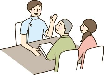 義足や義手などの補助申請をスムーズに行うことができる