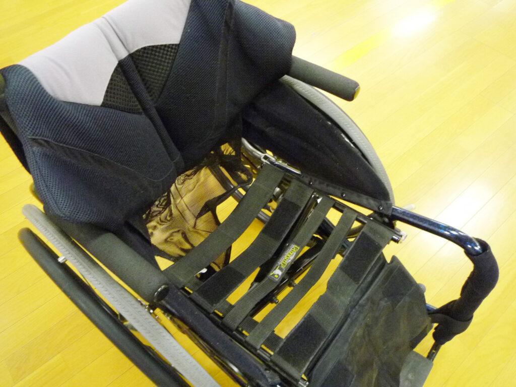 座シート(座張り調整式)