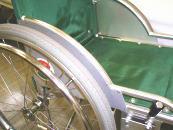 アームサポート(肘掛け)タイヤR型