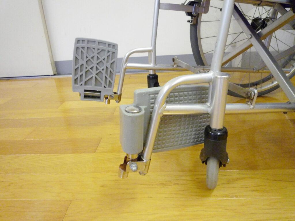 フットサポート(足板)折りたたみ式
