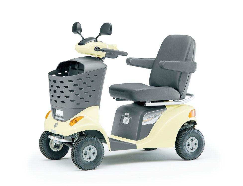 電動車椅子ハンドル型