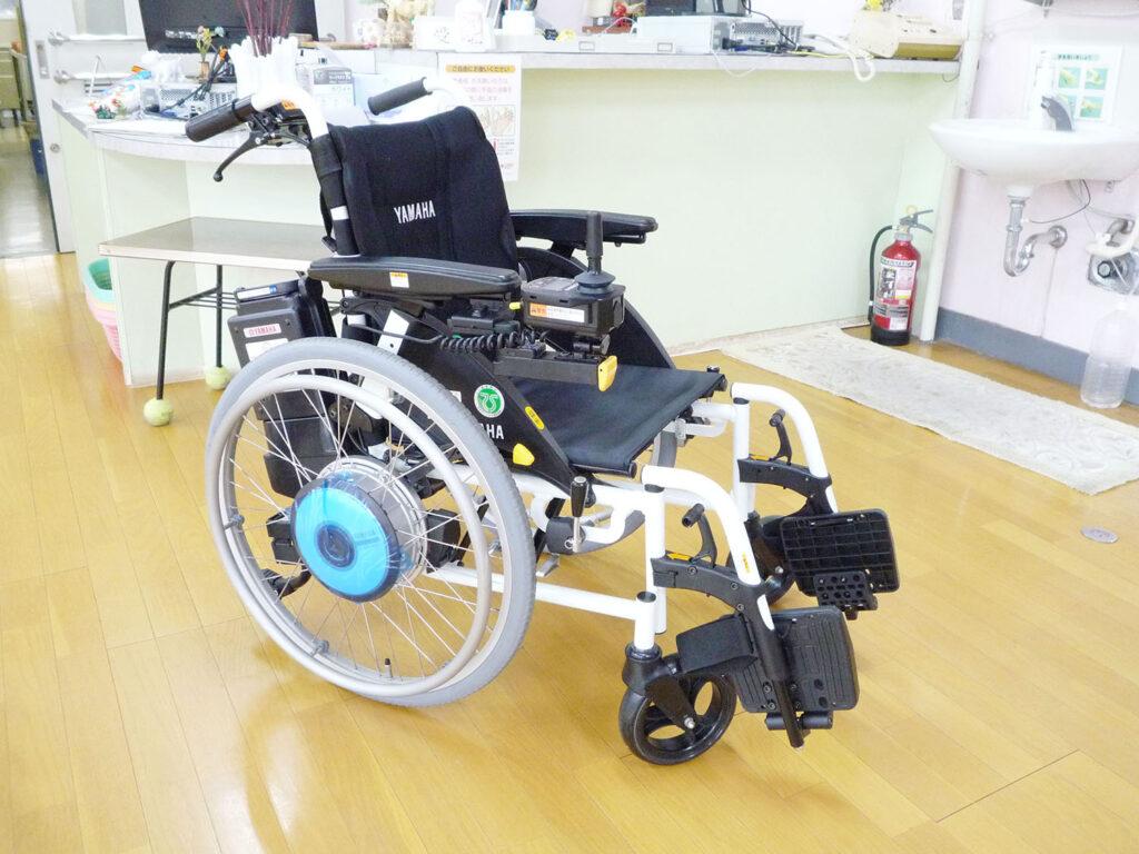 電動車椅子簡易型(切替式)