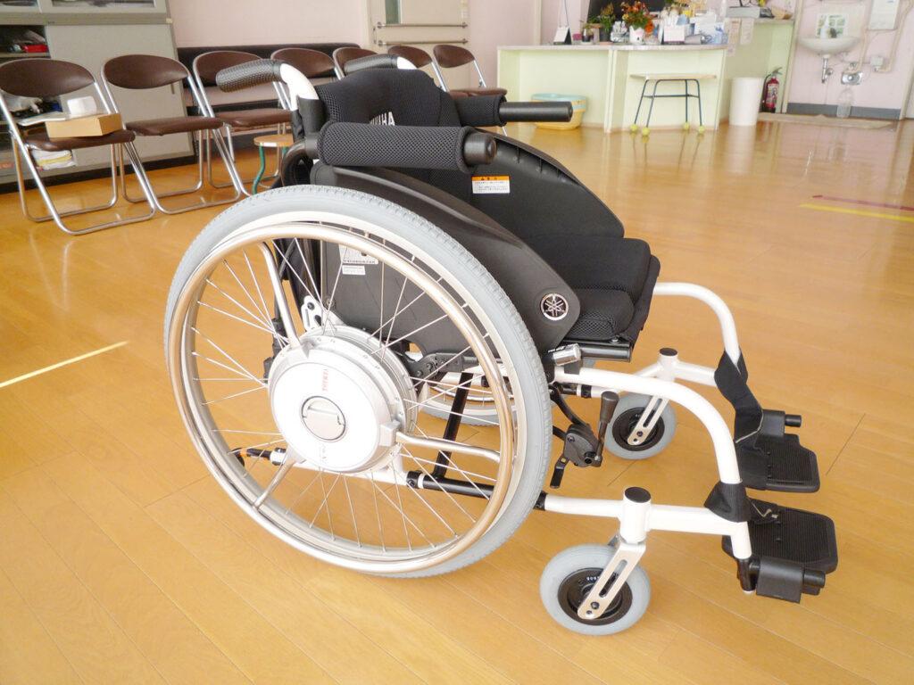 電動車椅子簡易型(アシスト式)