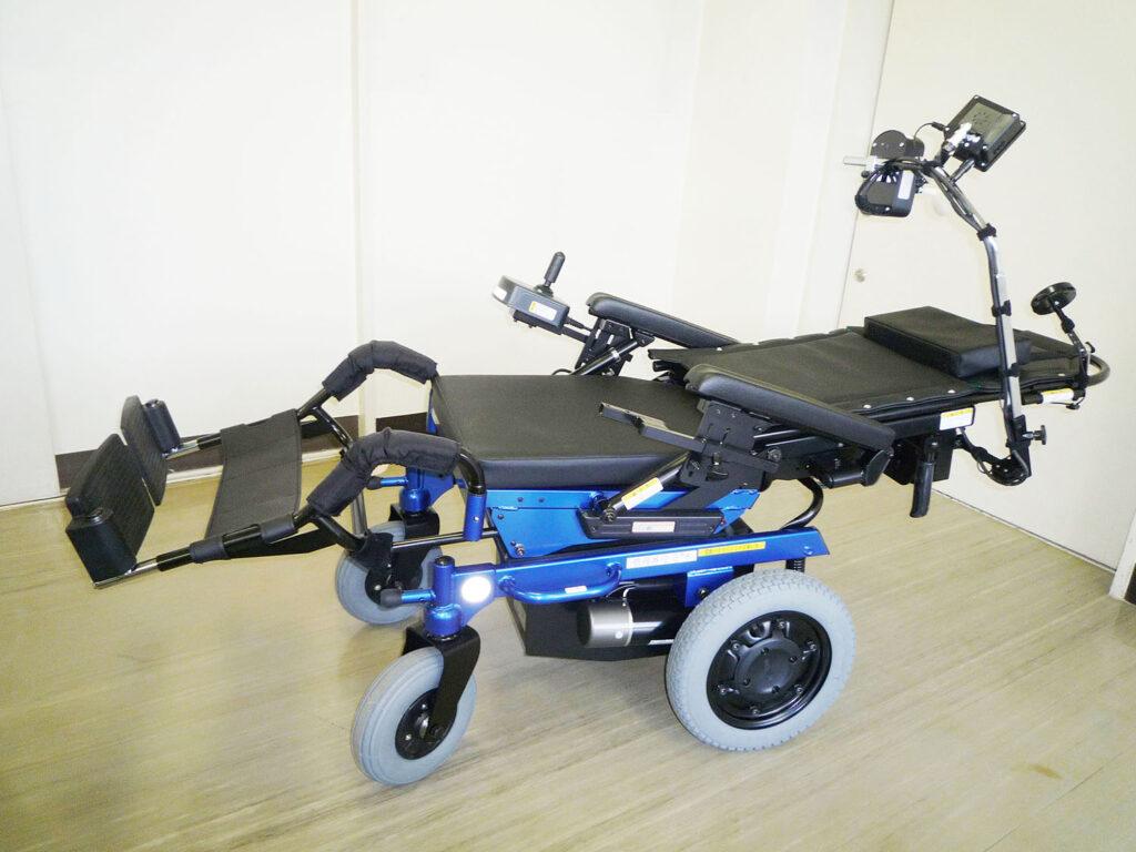 電動車椅子電動リクライニング式