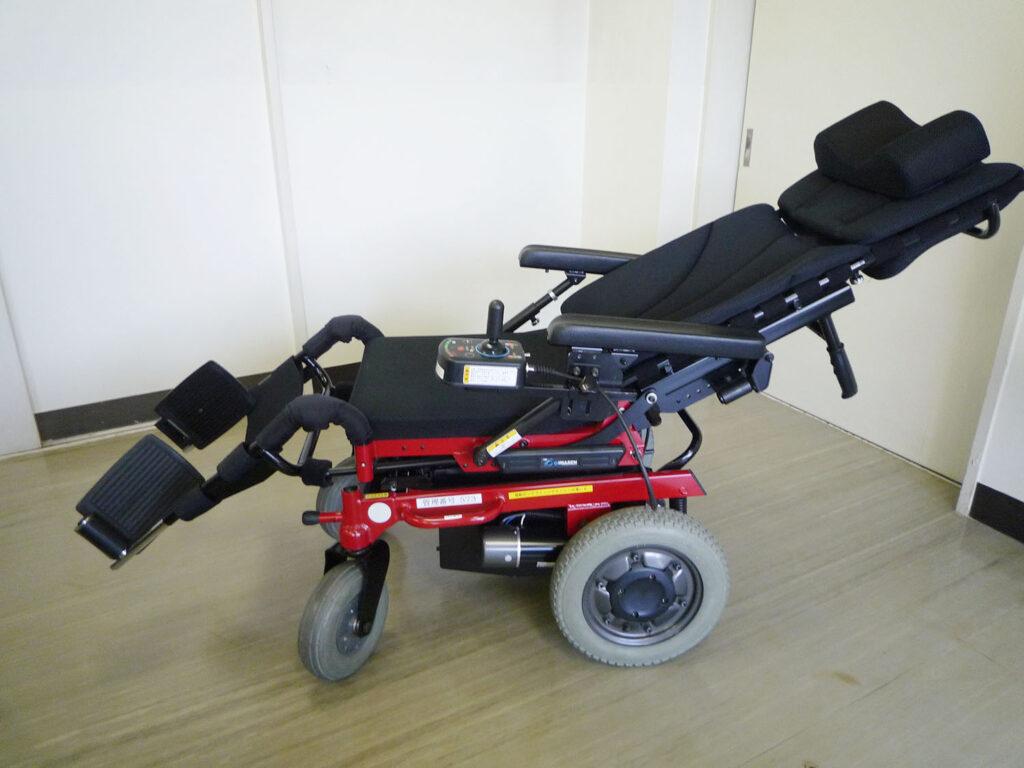 電動車椅子電動リクライニング・ティルト式