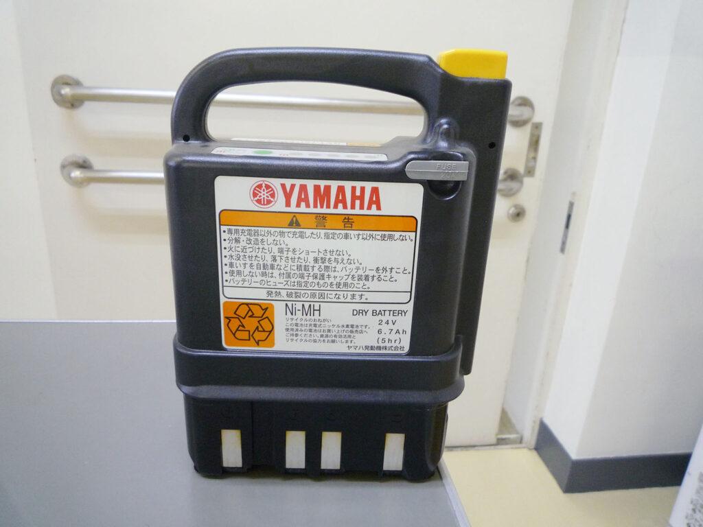 バッテリー簡易型用